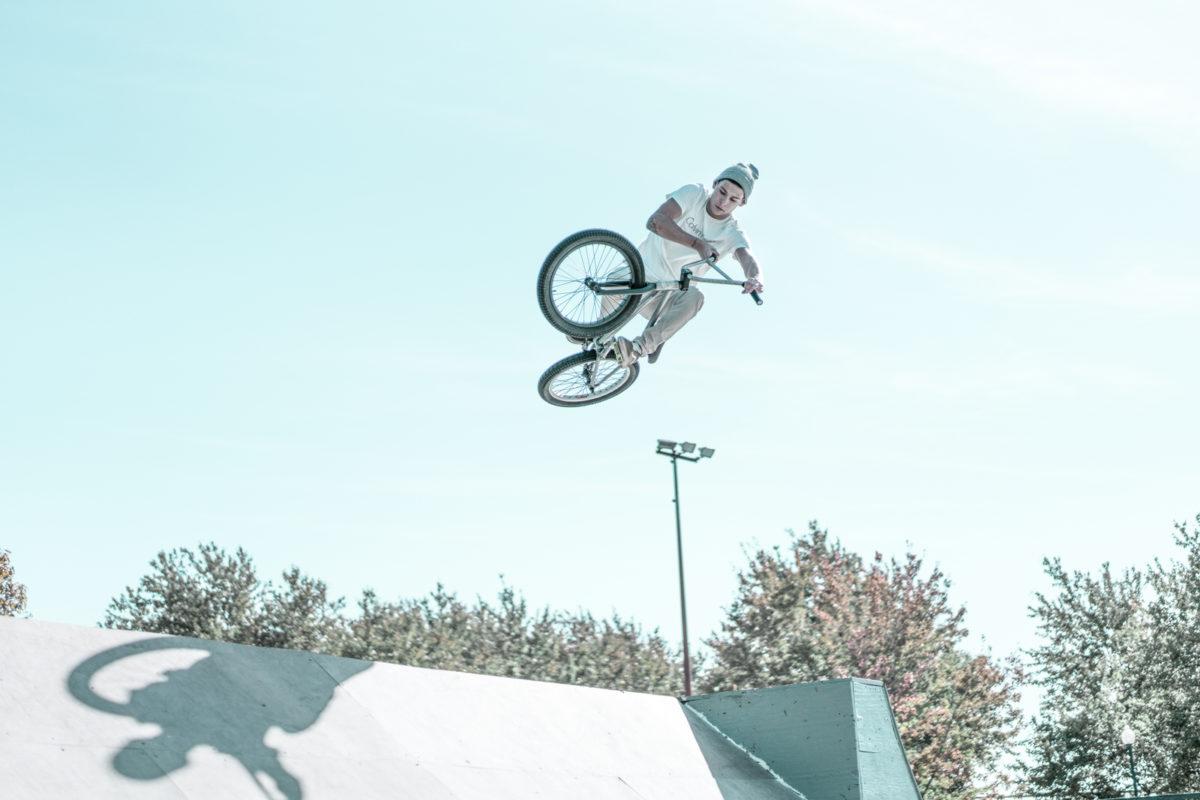 bike-aerial